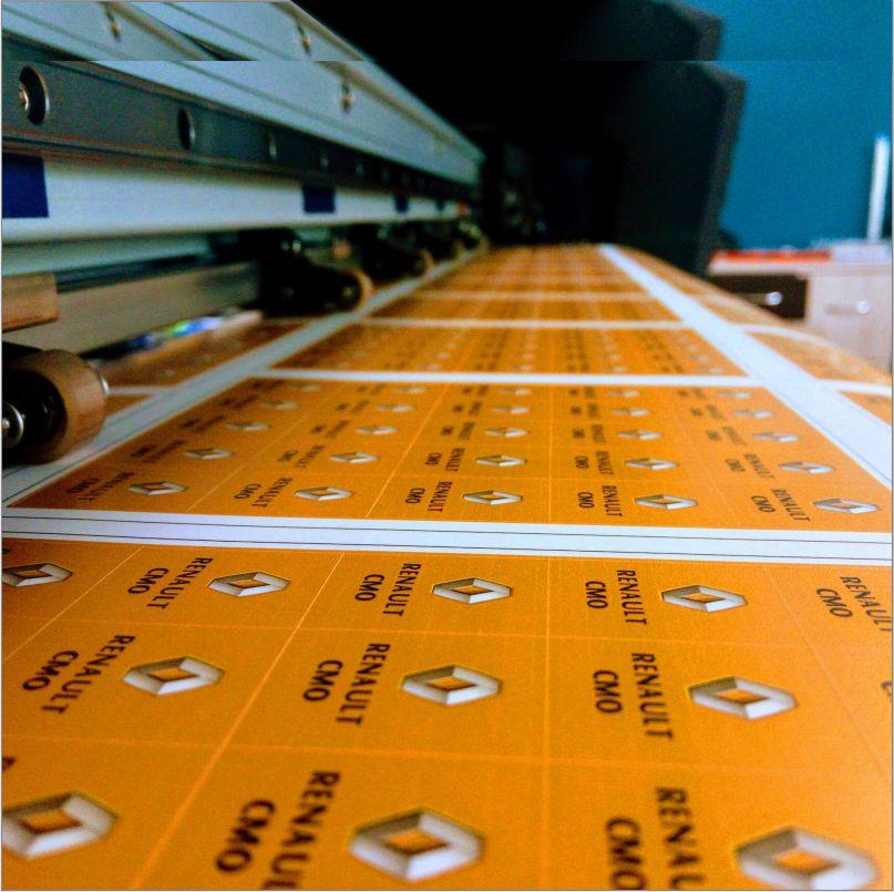 Faixas e banners em impressão digital
